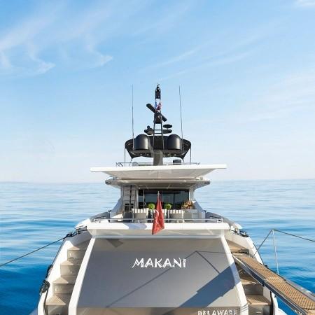 Makani yacht charter