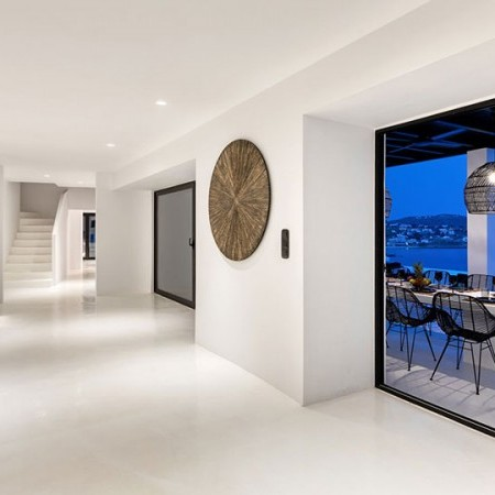 vacation rental near Psarou beach in Mykonos