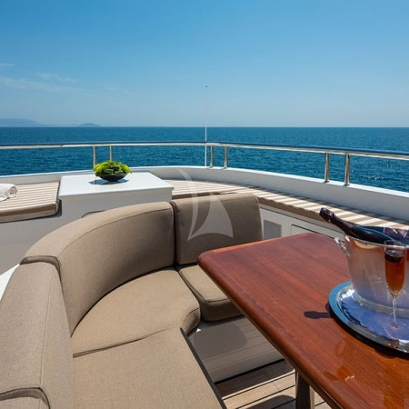 marla luxury yacht deck