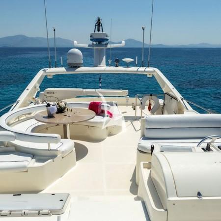 Greek yacht charter Meli