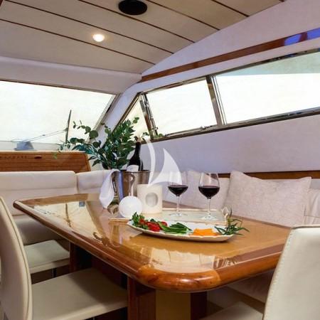 Meli yacht interior