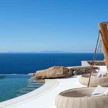 Villa Mozart luxury vacation home in Mykonos