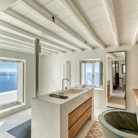 luxury 9 bedroom villa in Mykonos