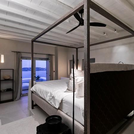 9 bedrooms house rental in Myconos
