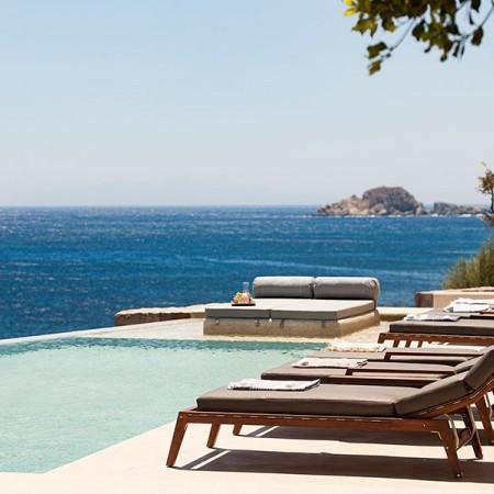 villa Cap de L'Eau Mykonos