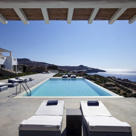 Mykonos Villa Aegli Two