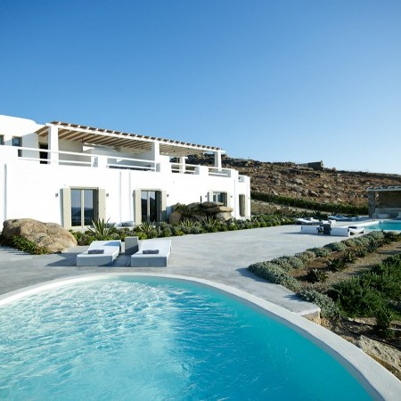Mykonos luxury villas for rent