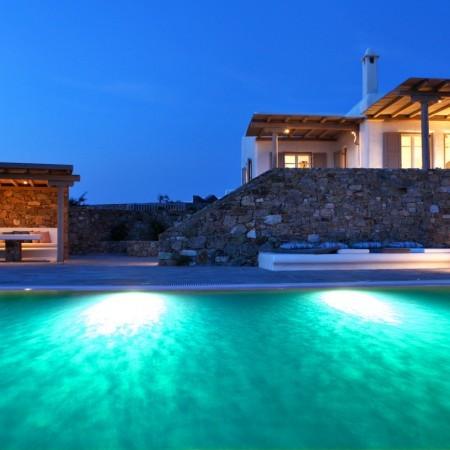 Villa Elzi Elia Mykonos