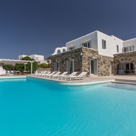 Mykonos Villa Endless View