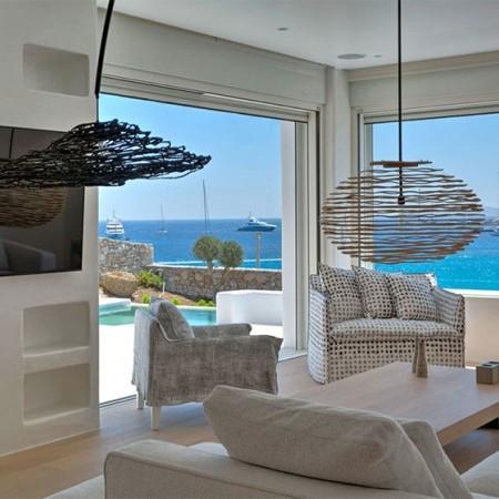 villa in Platis Gialos