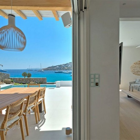5-bedroom villa Mykonos