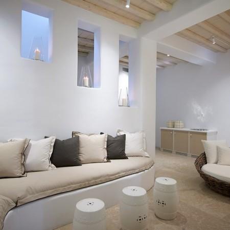 Villa Aegli interior