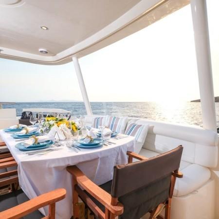 Noe yacht charter