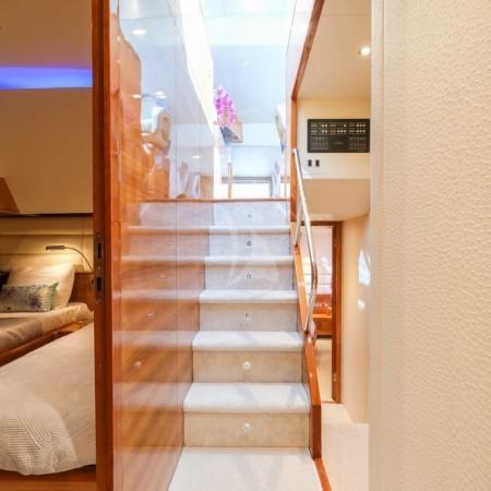 Noe yacht interior