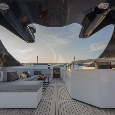 boat deck lounge are