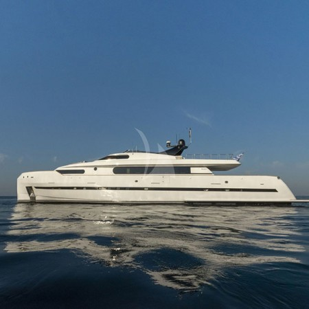 Project Steel Yacht fully refitted 2020