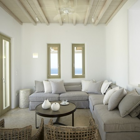 aegli villas living room