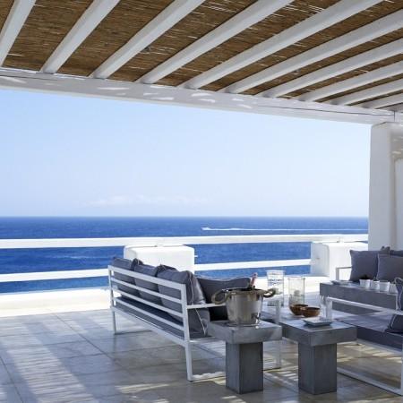 aegli villas veranda