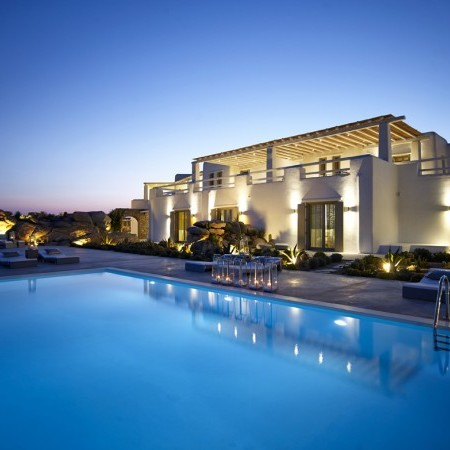 Aegli Retreat Villas Mykonos