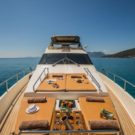 Aicon yacht Greece