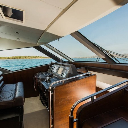 Ulisse yacht Greece