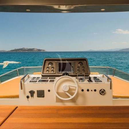 Ulisse yacht charter Greece