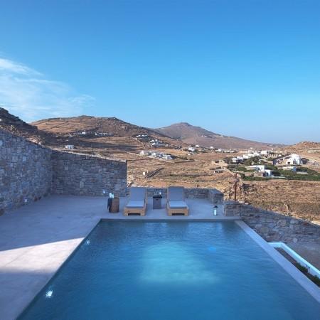 villa citrine Mykonos