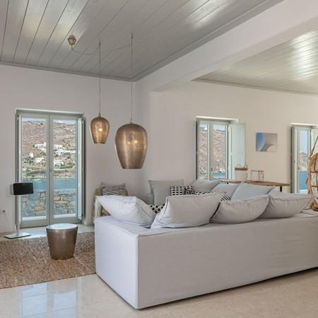 6 bedroom vacation rental in Mykonos