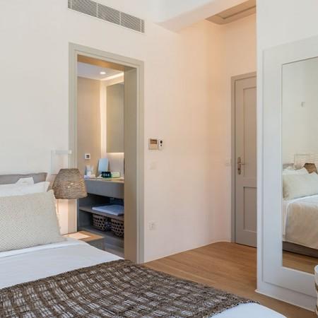 villa rental near Ornos Mykonos