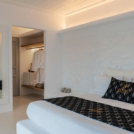 another bedroom of the villa
