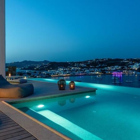6 bedroom villa Mykonos
