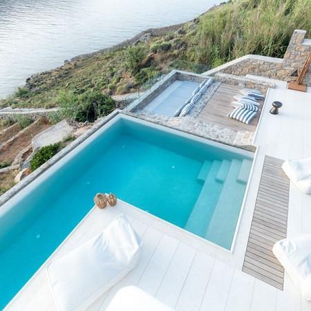 villa rental Dea Mykonos