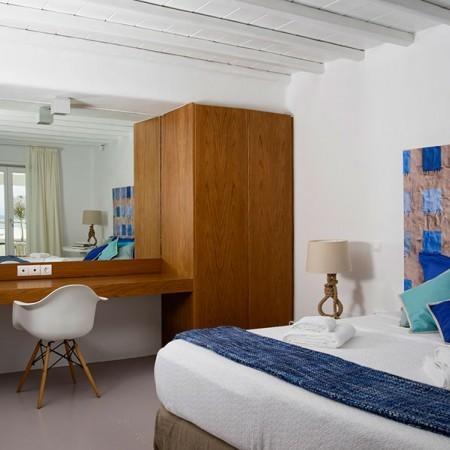 villa's bedroom