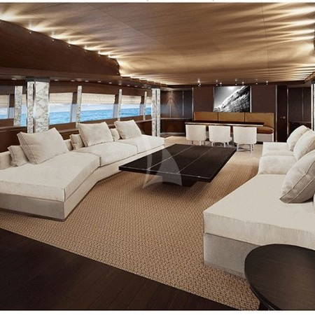 Ability yacht main living room