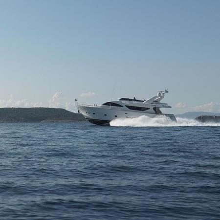 Aimilia yacht