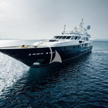 Alexandra yacht charter