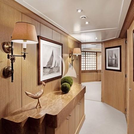Alexandra yacht indoor