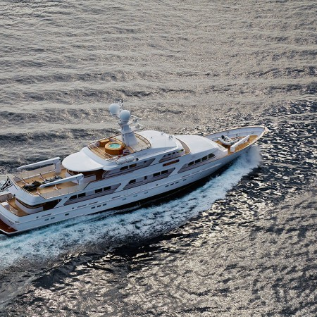 MY Ancallia Luxury Yacht Charter