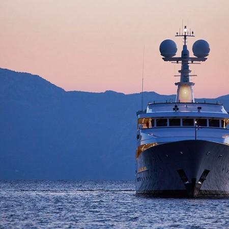 Luxury Yacht Mediterranean