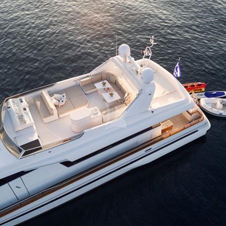 Acionna yacht charter Greece