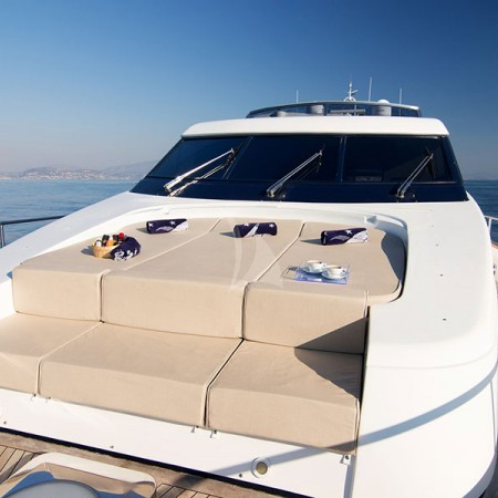 Acionna yacht charter Mykonos