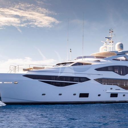 Aqua Libra 131 Yacht
