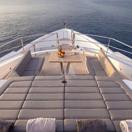 Aqua Libra 131 Yacht Charter