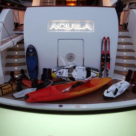 Aquila yacht charter in Greece