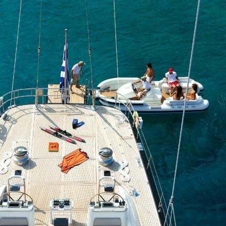 aristarchos sailing yacht