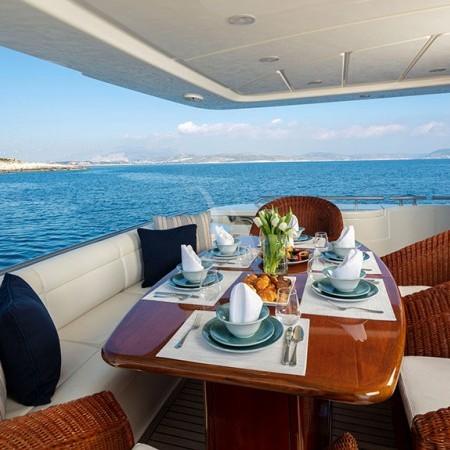 Greece yacht charter Astarte