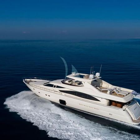 Astarte yacht charter
