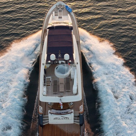 Atalanti yacht charter