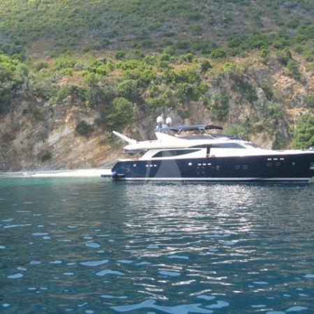 Atalanta yacht greece