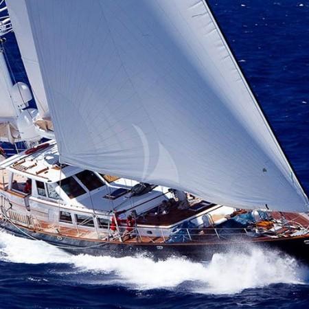 sailing yacht Mykonos